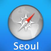 首尔自由行地图