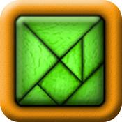 TanZen HD - Relaxing tangram puzzles