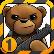 战熊: 僵尸!
