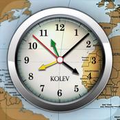 世界时钟 - The World Clock