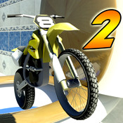 Toy Stunt Bike 2