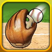 Pro Baseball Catcher