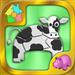 Farm Jigsaw Puzzle - Animals and Plants