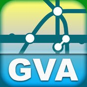Geneva Transport Map - Tramway Map for your phone and tablet