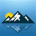 旅游高度表精简版 - GPS海拔高程地图 - 指南针 - 气压表