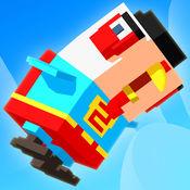 《跳跃小鸡》评测:看我原地360度后空翻接720度转体跪地