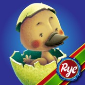 RyeBooks: 丑小鸭 -by Rye Studio™