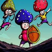 《蘑菇英雄》评测:三傻大闹地下城