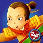 RyeBooks: 花木兰 -by Rye Studio™