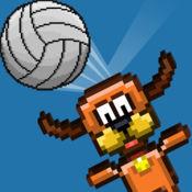 《像素排球》评测:看我少林绝技——铁头功