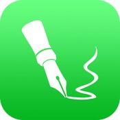 酷写 - 支持Dropbox & iCloud 同步的文本输入记事软件