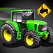 三维农用拖拉机停车模拟器 - 停车游戏免费 (3D Farm Tractor Parking Simulator)