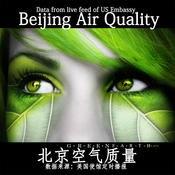 北京/上海空气质量 (数据来自美国使馆)