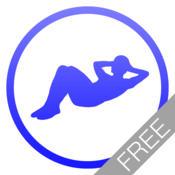 每日腹部锻炼免费版 - 快速家庭腹部锻炼和日常运动健身的私人教练