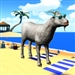 Goat Frenzy Simulator 2 : Beach Party Pro
