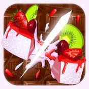 Dessert Ninja - Cupcake Candy Food Samurai Slasher