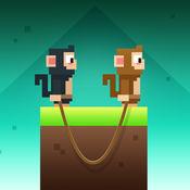 《猴子绳索》评测:我看你能蹦跶几天