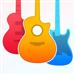 吉他精英 - 免费的音乐应用,提供玩耍,扫弦和弦的和独唱歌曲在钢和尼龙弦,古典,爵士和摇滚吉他