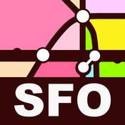 旧金山地铁Metro - 高效地铁交通指南