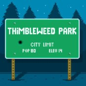 银莲花公园 Thimbleweed Park