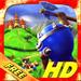 Bun 战争 HD 免费: 游戏 免费游戏 战略新军事 战略防御