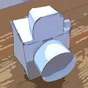 画布相机 Paper Camera