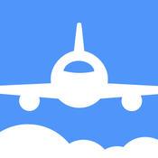 飞常准-全球航班查询,值机选座机票旅行必备