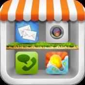 主屏DIY-Screen DIY ScreenDIY - HD wallpapers & themes for iPhone including app shelves & icons and backgrounds