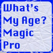 What's my age? Magic Pro