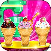 Ice Cream Cone Cupcakes - Cooking Games