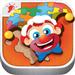 幼儿教育拼图遊戏 Puzzingo  (汉字英语小孩游戏)
