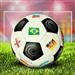 足球任意球世锦赛 - 足球游戏