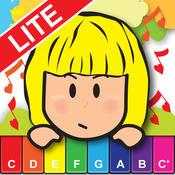 Piano School Lite  宝宝钢琴学校 -发声曲谱,钢琴,鼓