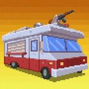 枪炮卷饼卡车 Gunman Taco Truck