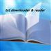 txt小说下载器和阅读器