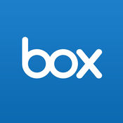 超大容量网盘-Box.net Box for iPhone and iPad