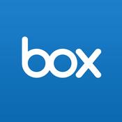 超大容量网盘-Box.net Box for iPhone and iPad