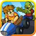 Zombie Go Kart Kids Racing Challenge