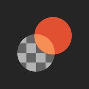 AppleStore福利:轻松合并图层,玩转双重曝光