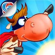 Supercow: funny farm arcade platformer