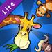 宝宝贴纸动物园,2-6岁儿童拼图游戏认动物识汉字免费学英语