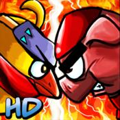 忍者胖鸡2:战地双鸡 HD
