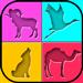 动物竞赛游戏
