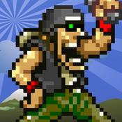 Commander Cool - 8-bit Retro Jump and Run