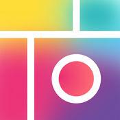 美图拼贴 Pic Collage PicCollage 拼贴趣-自由剪裁照片模板编辑器