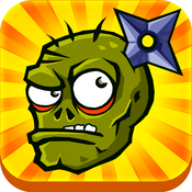 僵尸大战忍者 Zombies vs ninja