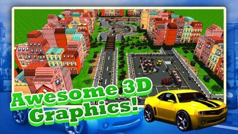 现实汽车疯狂3D电脑版截图2